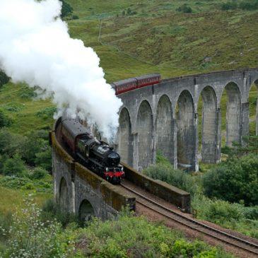 Jour 16 (14 Aout 2019) : Viaduc de Glenfinnan et Fort William