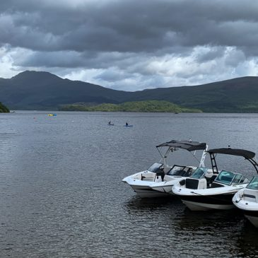 Jour 19 (17 Aout 2019) : Loch Lommond