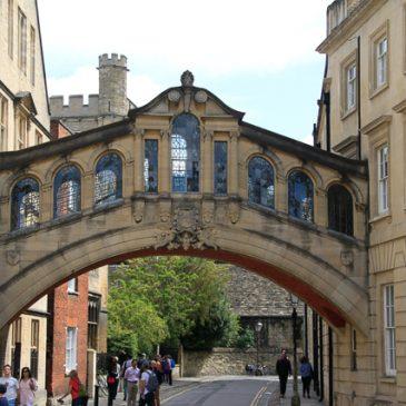 Jour 23 (21 Aout 2019) : Oxford et banlieue de Londres